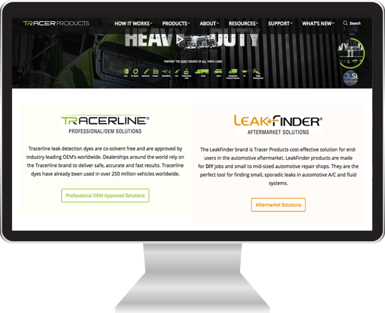 Tracerline Products